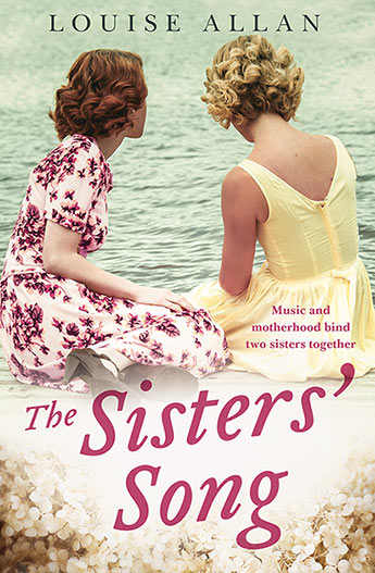 Review: The Sister's Song by Louise Allan